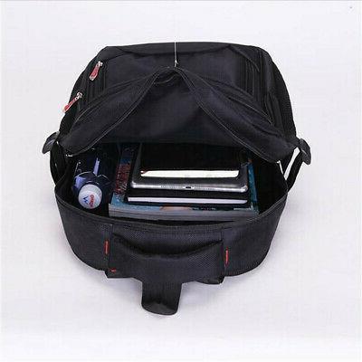15.6'' Waterproof Travel School Shoulder Bag Bookbag