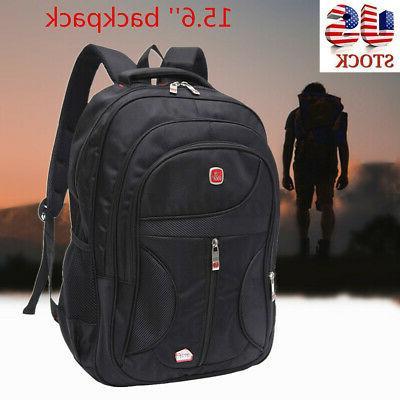 15 6 men laptop backpack waterproof travel