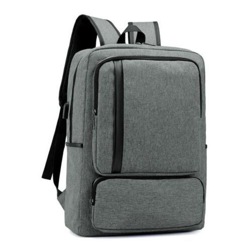 Laptop Backpack Travel Bag Port