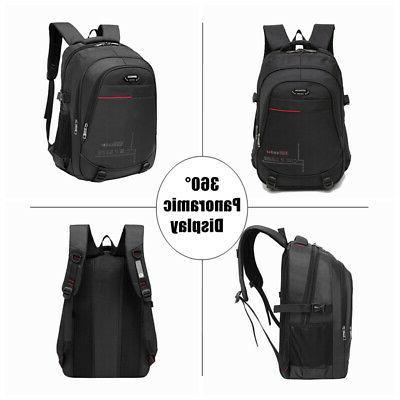 15.6'' Oxford Backpack Satchel