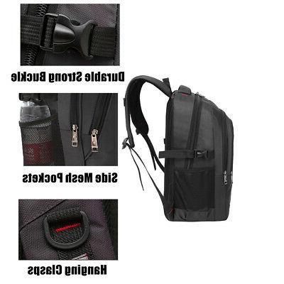 15.6'' Mens Oxford Satchel Hiking Bag