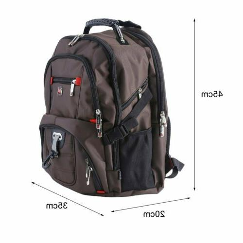 "15.6"" Laptop Travel Bag Hike Backpack"