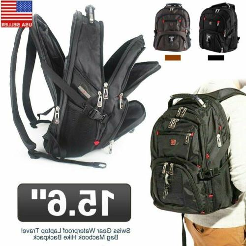 "15.6"" Swiss Laptop Hike Backpack"