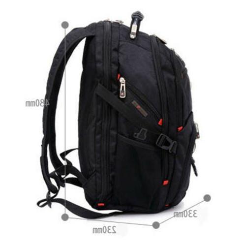 """New Black Gear Waterproof Laptop Macbook Hike 15.6"""""""