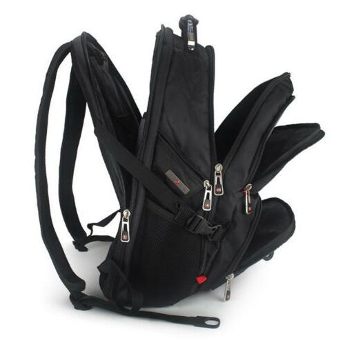 New Black Gear Waterproof Laptop Travel Macbook