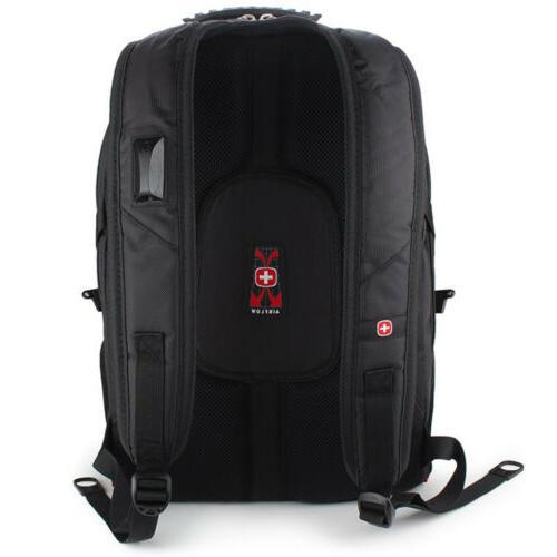 New Swiss Waterproof Laptop Travel Bag Macbook