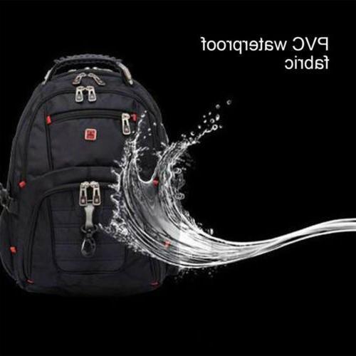 New Black Waterproof Travel