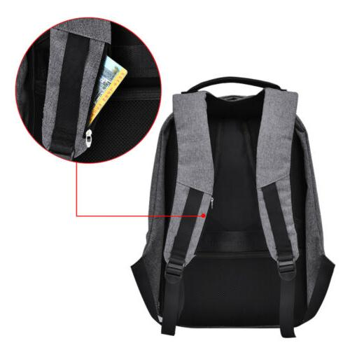"""15"""" Anti-Theft Men's Backpack"""