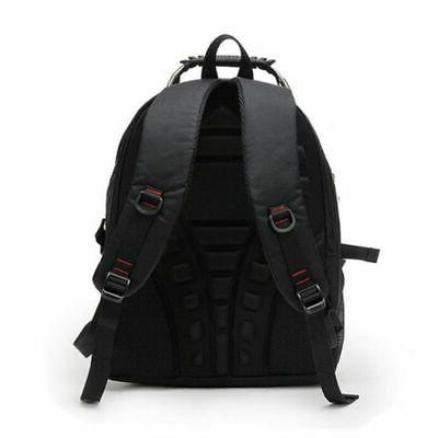 15'' USB Laptop Backpack Notebook Gear School Bag