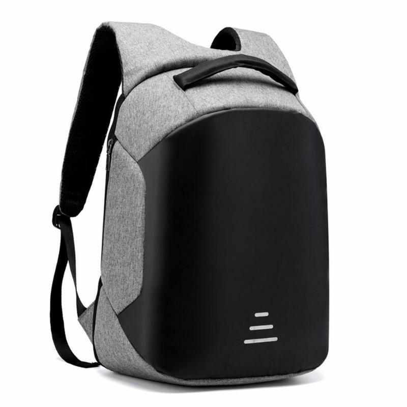 15inch Modern Men Bag USB Charging Business Backpacks Anti-T
