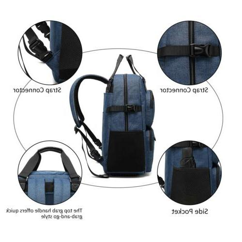 17~17.3 Anti-Theft Backpack for