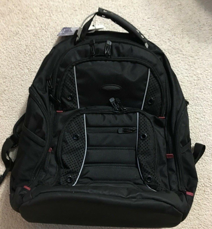 """Targus 17.3"""" Drifter II Laptop Backpack TSB23901-70   Neve"""