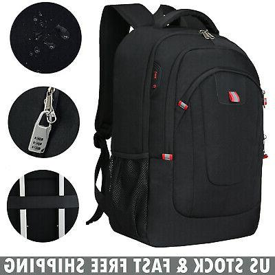 17 3 laptop backpack anti theft waterproof