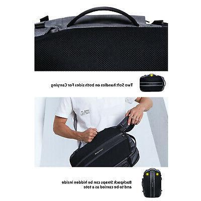 17.3 Waterproof USB Notebook Bag