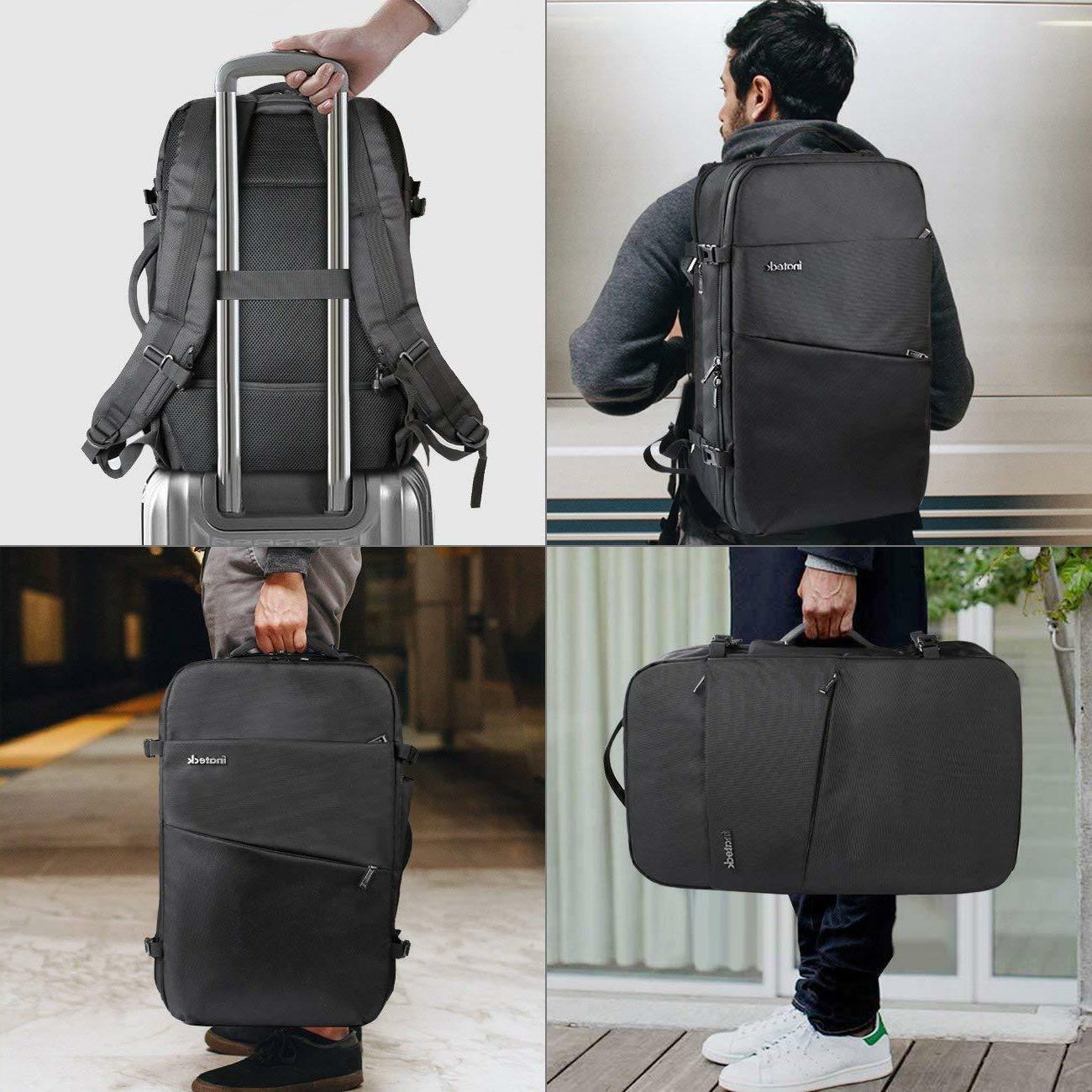 Flight Backpack for 17''