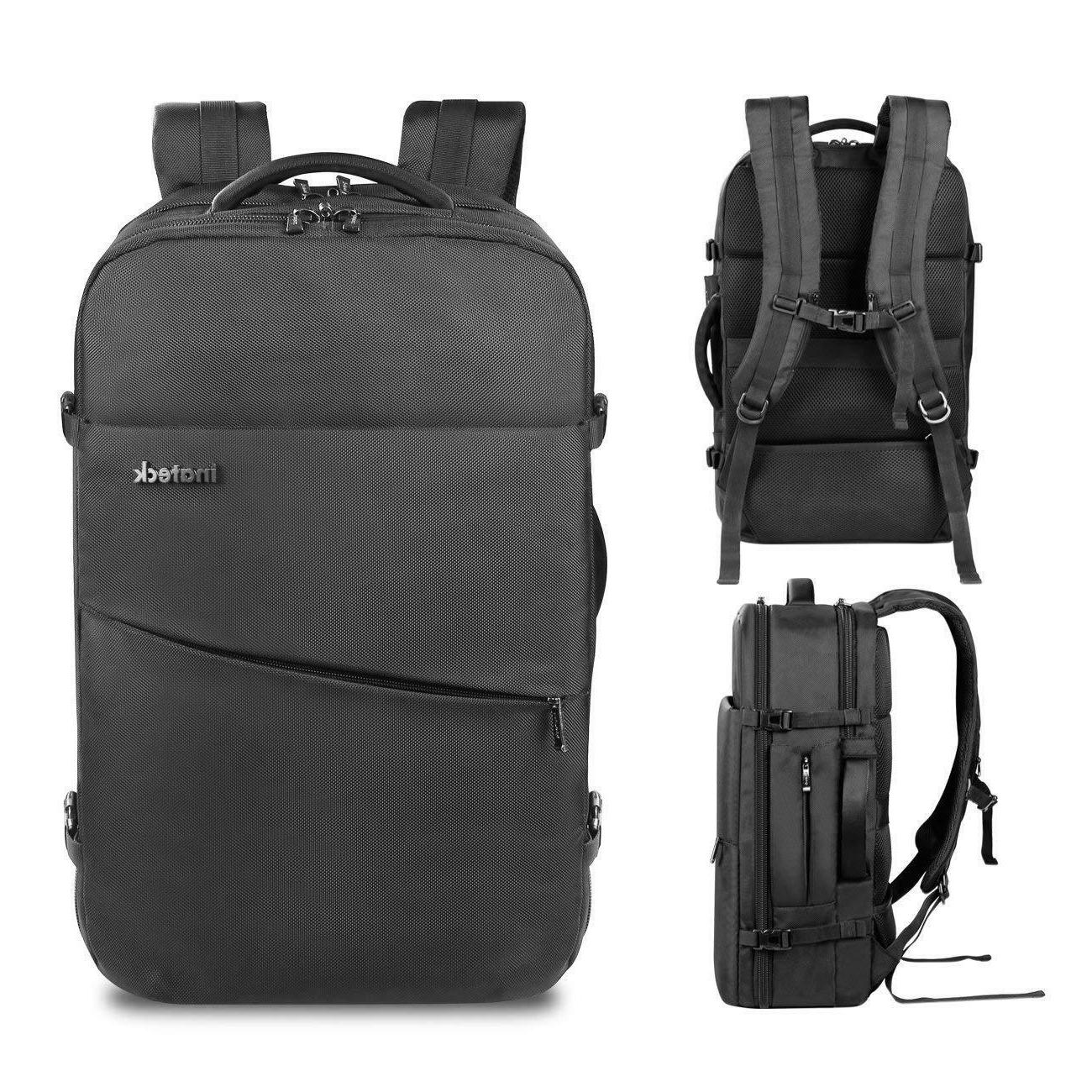 Inateck Inch Business Travel Laptop Rucksack