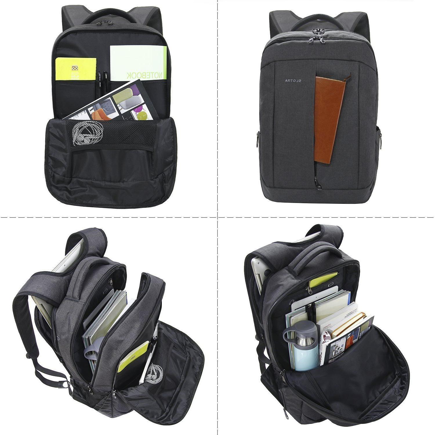 17 Inch Laptop Backpack Business Rucksack