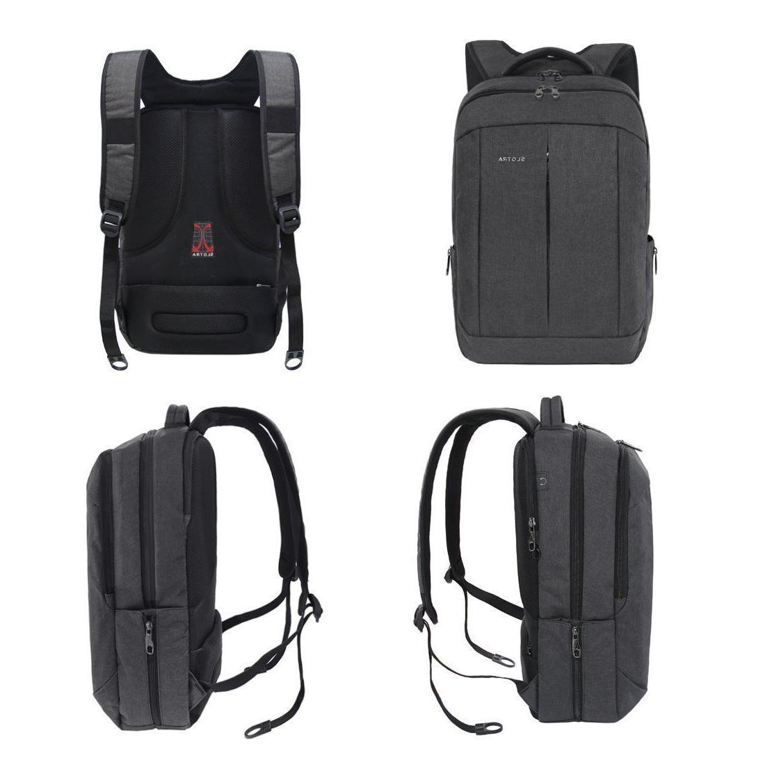 17 Business Travel Bag Gray