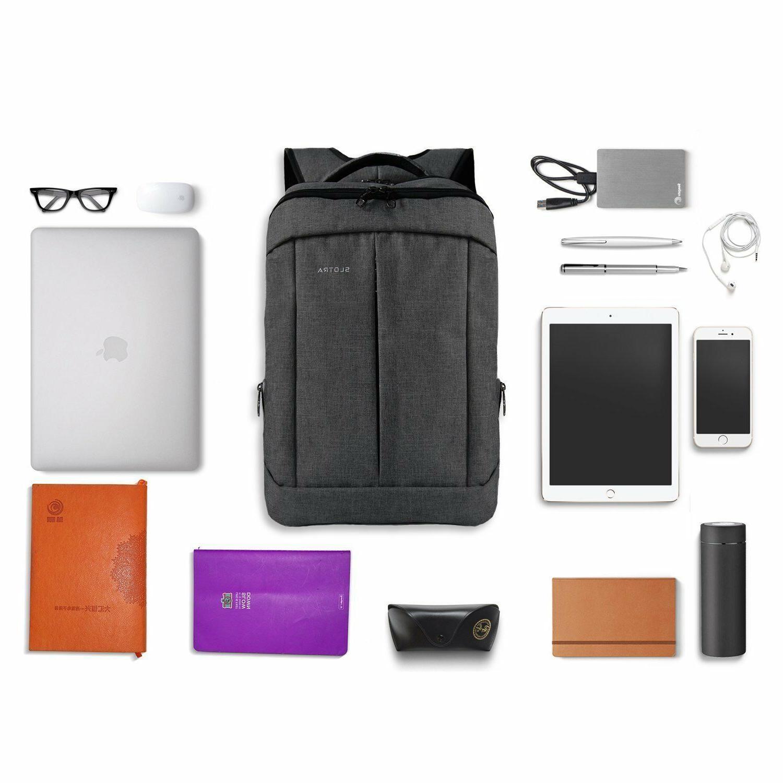 17 Inch Business Bag Dark Gray