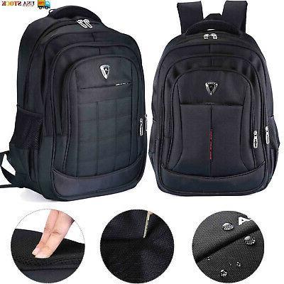 17 inch laptop backpack waterproof travel outdoor