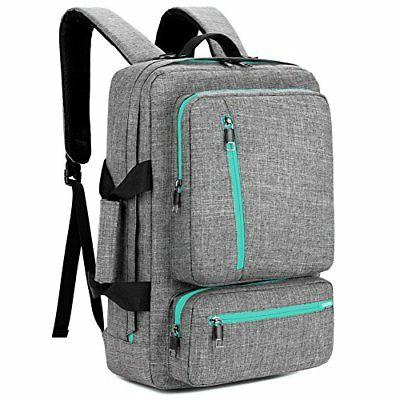 SOCKO 17 Inch Laptop Backpack with Side Handle and Shoulder