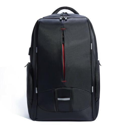 laptop backpack travel rucksack external usb port