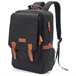 Evecase 17 Laptop Backpack Water Resistant Multipurpose Ligh