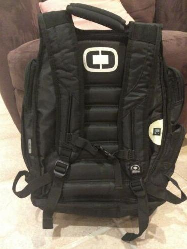 OGIO laptop Backpack NWT black audio pocket