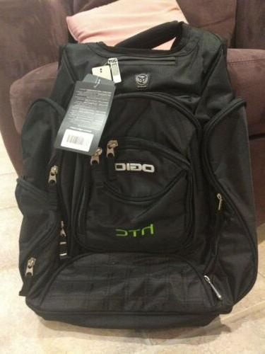 17 laptop htc backpack nwt black features