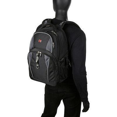 SwissGear Travel Laptop Backpack 6681 &