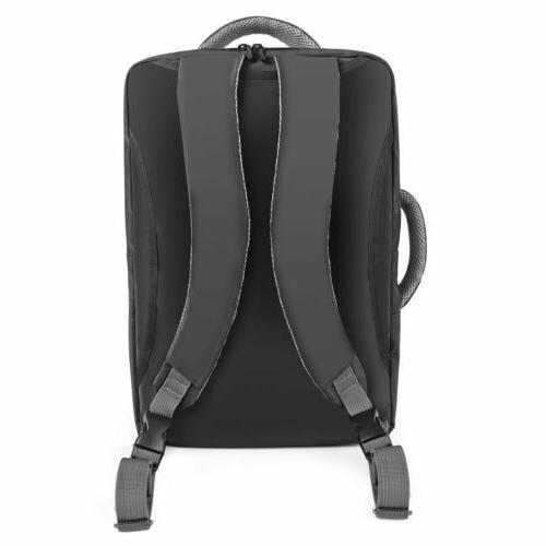 Lavievert Men's Water-Resistant Backpack Up 17 Inch Laptop