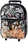 "2016 WWE john cena ray mysterio 16"" ROLLING BACKPACK SCHOOL"