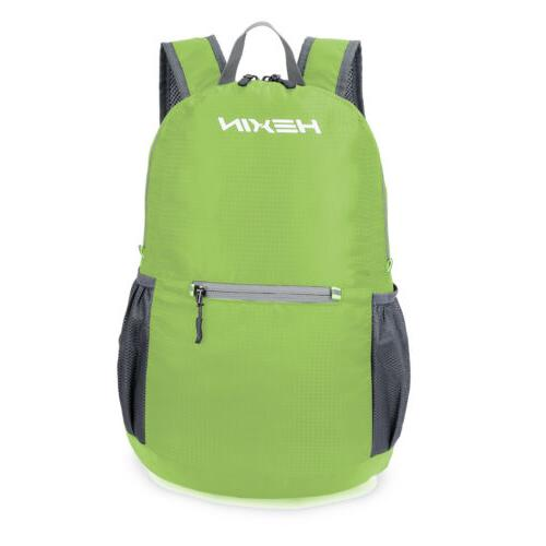 20l foldable waterproof travel backpack laptop multifunction