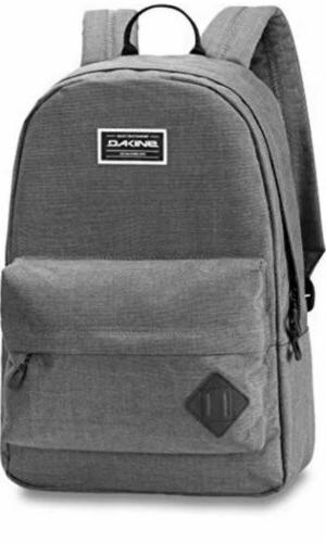 365 backpack built in laptop sleeve carbon