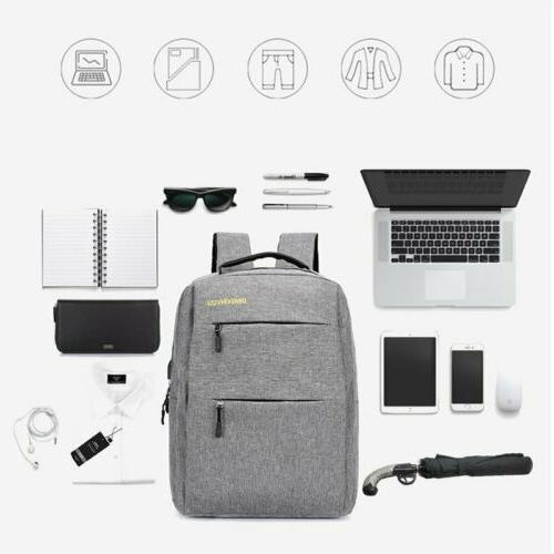 3PCS/Set Laptop Bookbag Travel With
