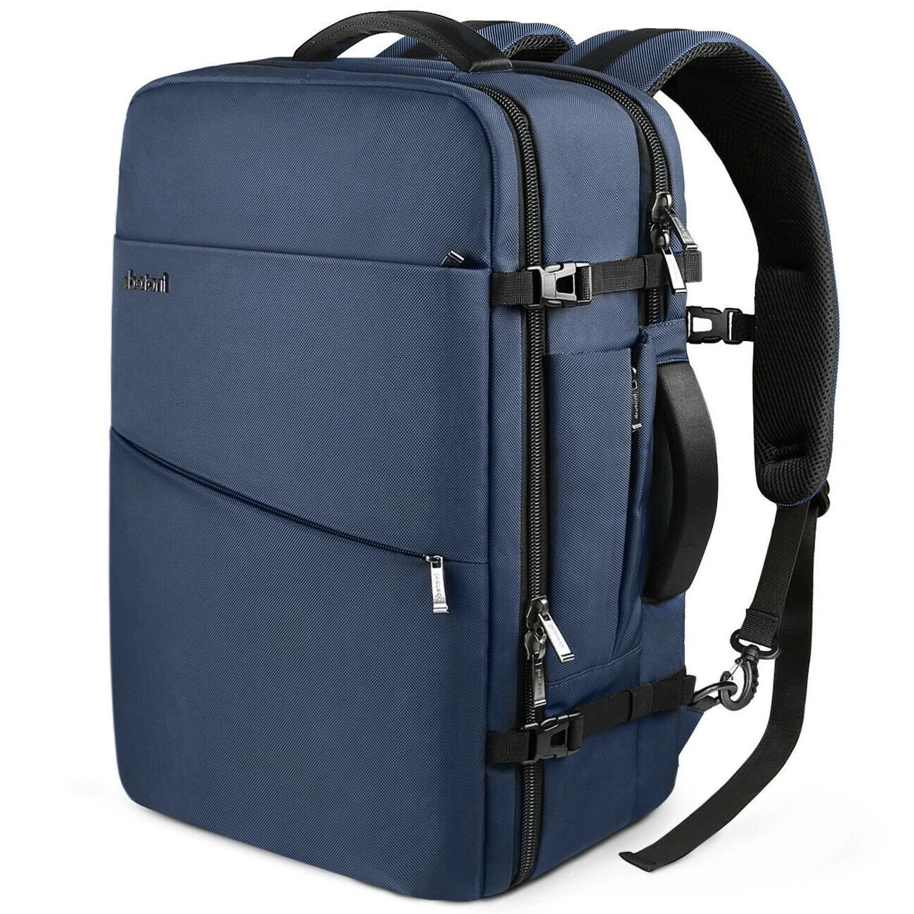40l carry on travel backpack for 17