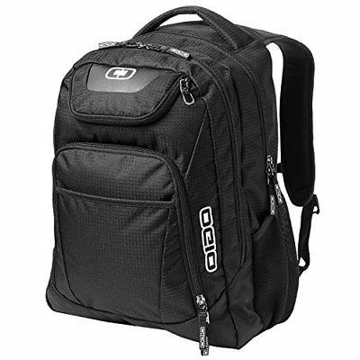 411069 black business excelsior 17 laptop backpack