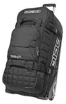Ogio 9800 Wheeled Motosports Gear Bag Black