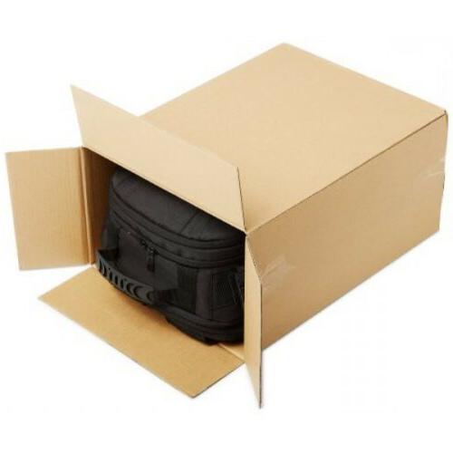 AmazonBasics DSLR Backpack - Orange interior
