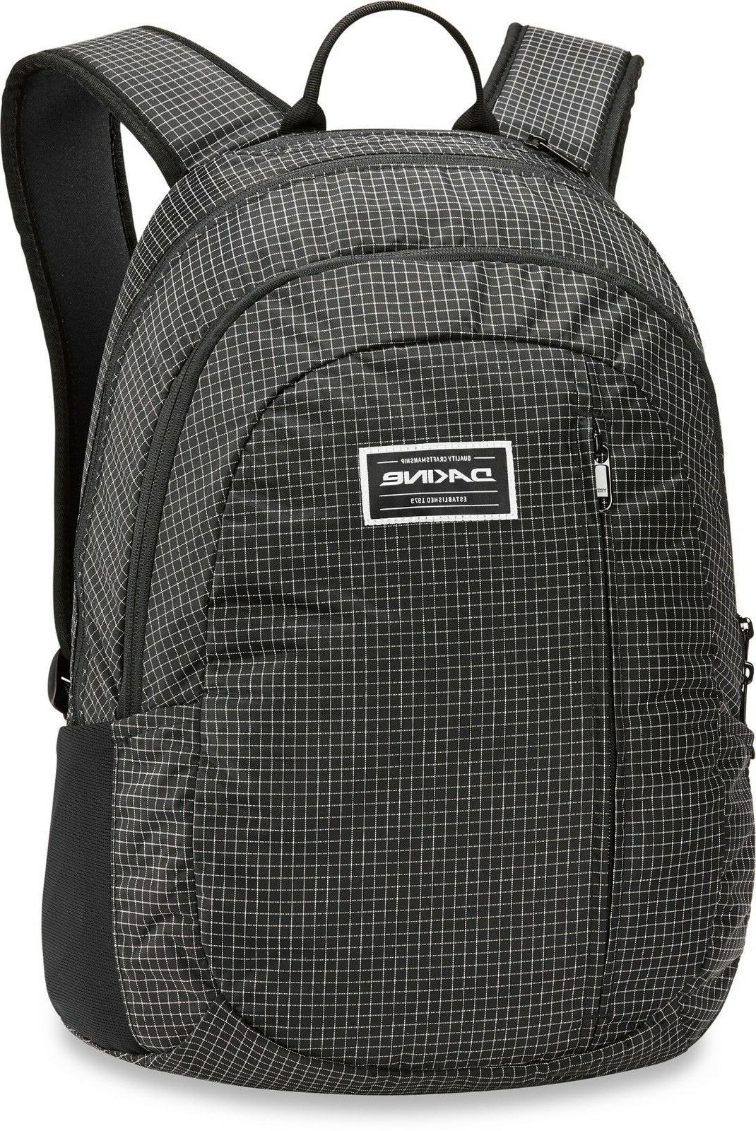 "Dakine FACTOR 22L Mens 15"" Laptop Sleeve Backpack Bag Rincon"