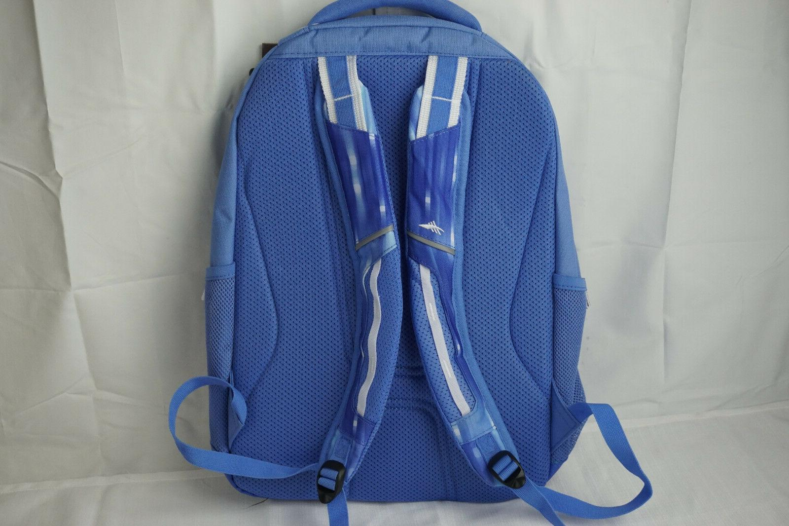 "High 20"" Backpack, Blue Hold 15"""