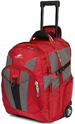 High Sierra XBT Wheeled Laptop Backpack