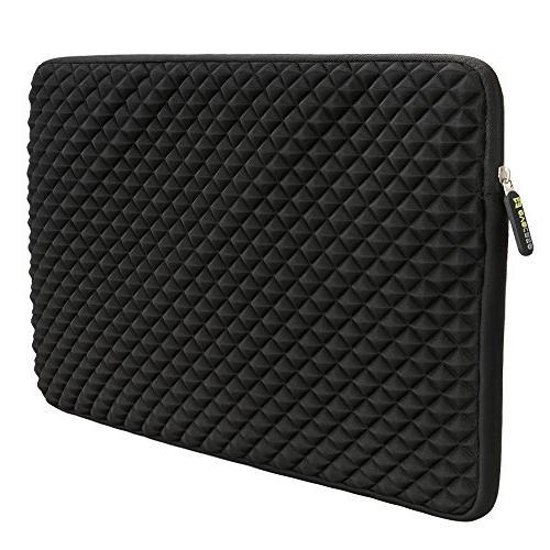 Laptop Sleeve Case Evecase 17-17.3 inch Diamond Foam Splash