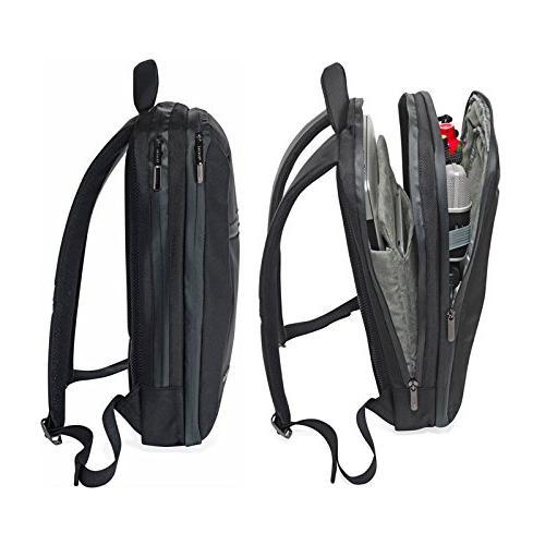 """MCP3451BK Slim 17 Inch Backpack To 17"""""""