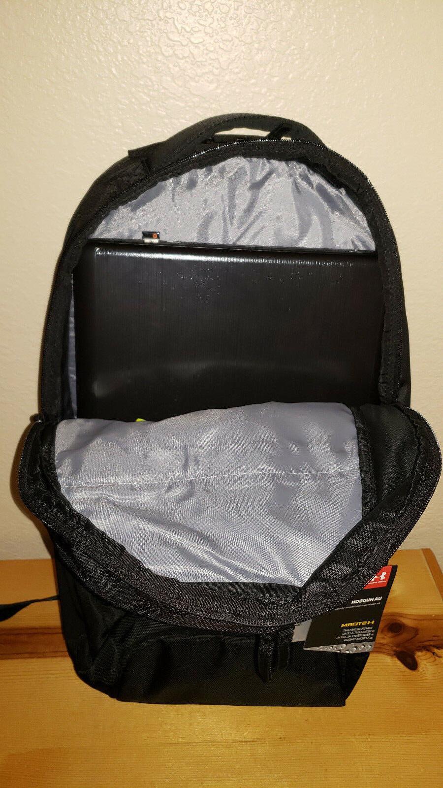 """NEW Under Backpack 17"""" Laptop Black"""