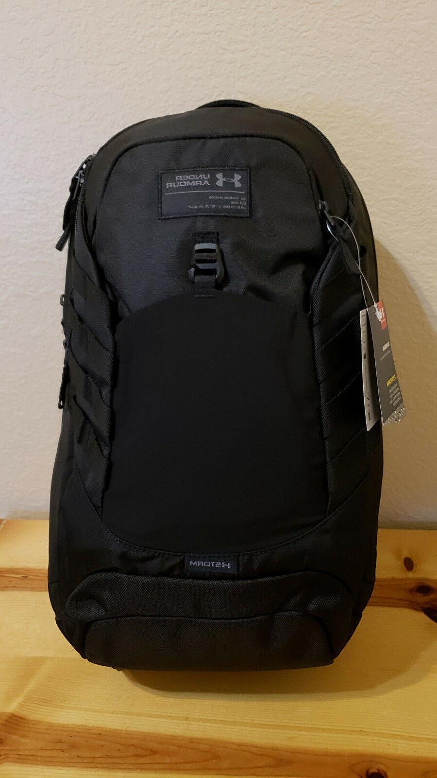 NEW Under Backpack Fits Laptop Black
