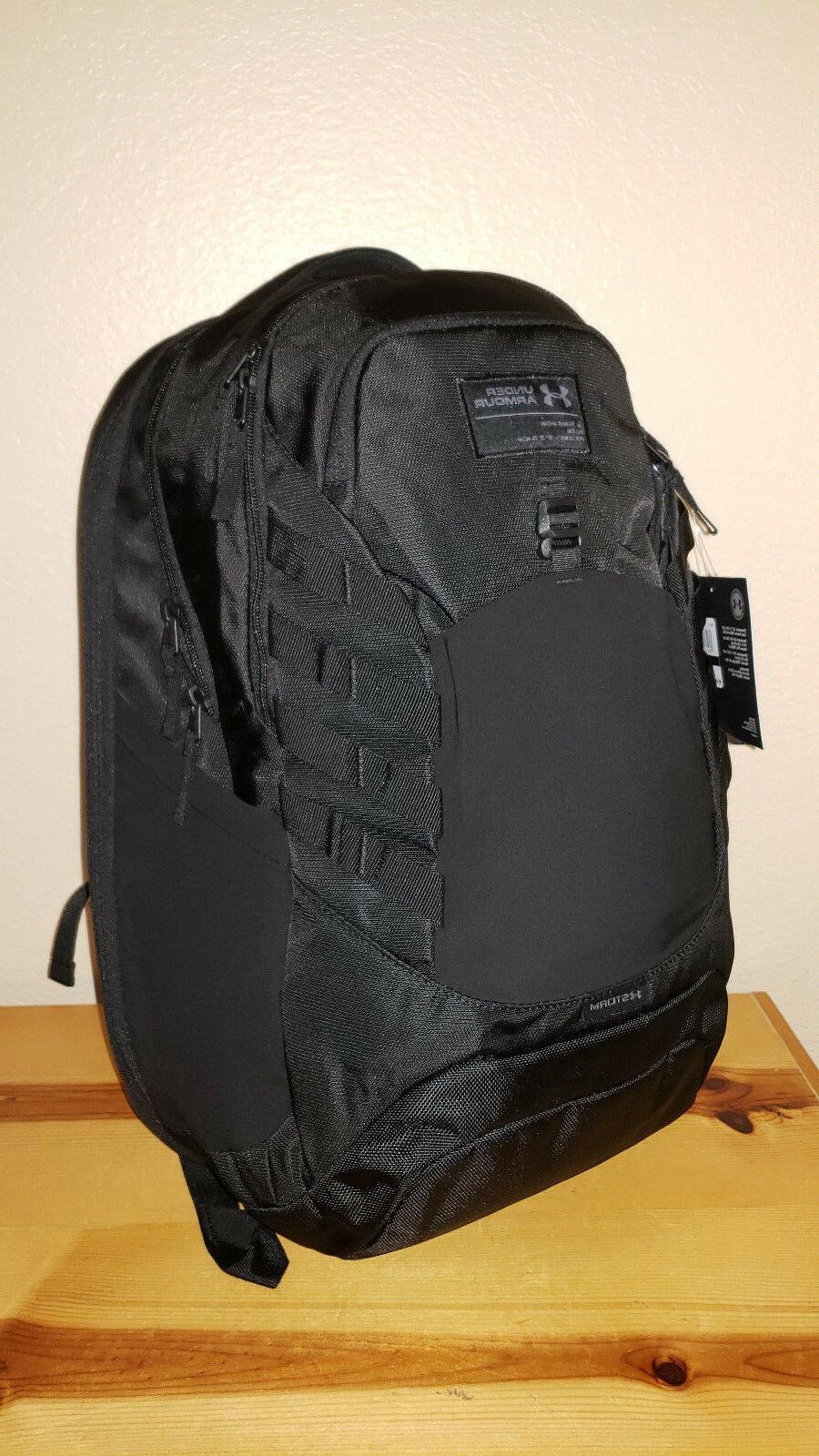 "NEW Backpack 17"" Laptop Black"