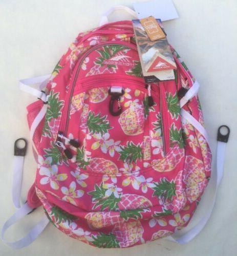 PInk Backpack Flamingo/Pink Pineapple