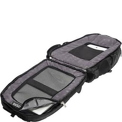 SWISS ScanSmart Backpack Hiking RED BLACK 17 In S