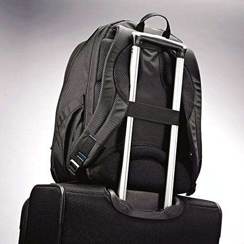 Samsonite Perfect Fit Laptop Backpack Black